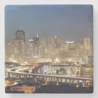 In San Francisco Stone Coaster