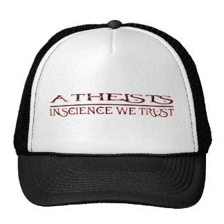 In Science We Trust Cap