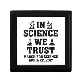 In Science We Trust Gift Box