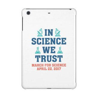In Science We Trust iPad Mini Retina Case