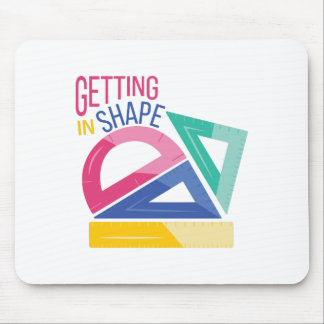 In Shape Mouse Pad