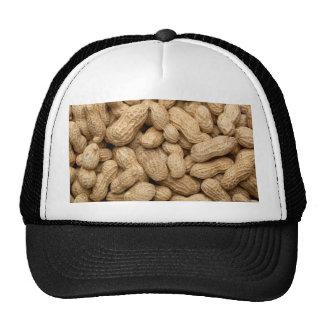 In-shell peanuts cap
