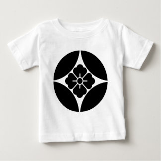 In Shippo flower angle Baby T-Shirt