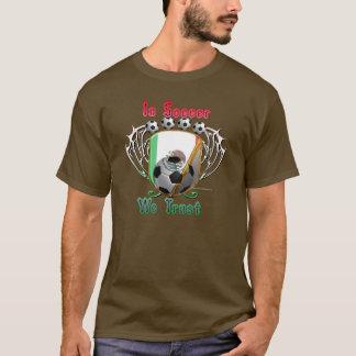In Soccer We Trust Men's Nano T-Shirt