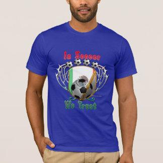 In Soccer We Trust Men's T-Shirt