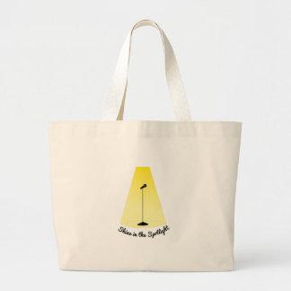 In Spotlight Tote Bag