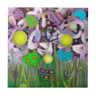 In Spring everything changes. Ceramic Tile