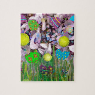 In Spring everything changes. Jigsaw Puzzle