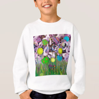 In Spring everything changes. Sweatshirt