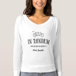 In Tandem Midwifery- Women's Long Sleeve T-Shirt