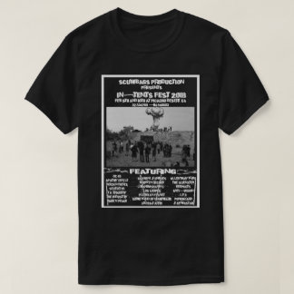 in tents T-Shirt