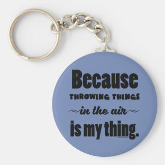 In the Air- Shot Put Discus Javelin Hammer Gift Key Ring