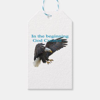 In the Beginning Gift Tags