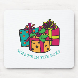 In the Box Mousepads