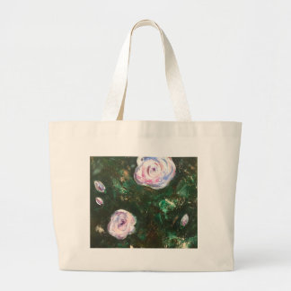 In the Bushes Large Tote Bag