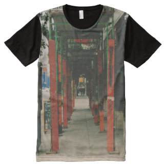 In the City All-Over Print T-Shirt