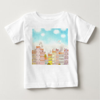 In the city baby T-Shirt