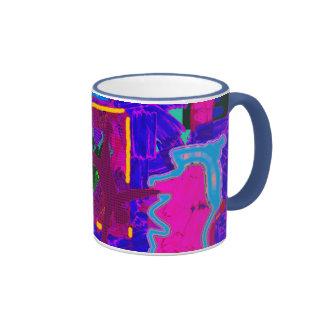 In The City Ringer Mug