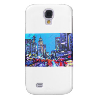 in the city samsung galaxy s4 cases