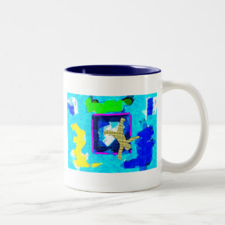 In The City Two-Tone Mug