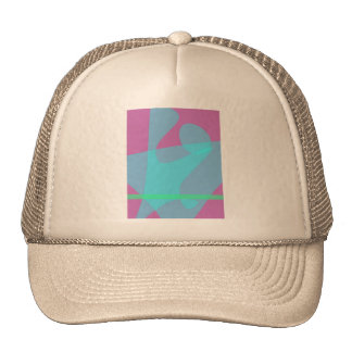 In the Cool Water Trucker Hat