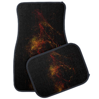 In The Dark Car Mats Full Set (set of 4)