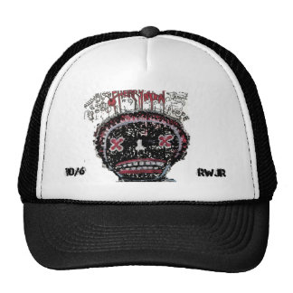 In The Dark Of The Night Trucker Hat