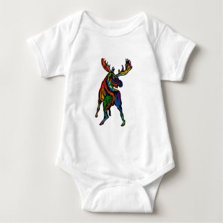 IN THE DISTANCE BABY BODYSUIT