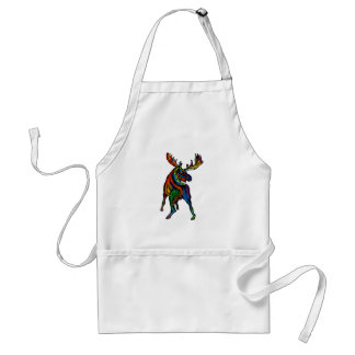 IN THE DISTANCE STANDARD APRON