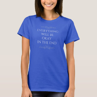 In the End Shirt Dark
