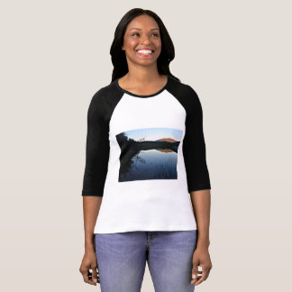 In the evening at the lake T-Shirt