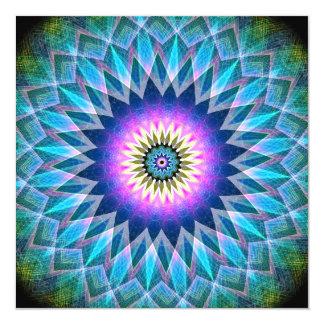 In the eye of the ASTRE mandala Card