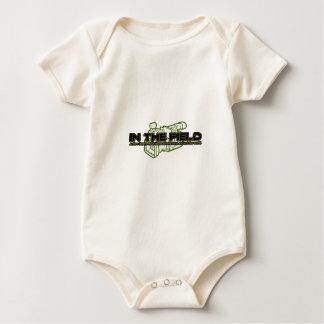 IN THE FIELD Apparrel Baby Bodysuit