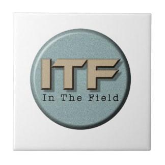 In The Field logo Tile