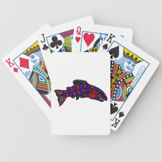 IN THE FLATS BICYCLE PLAYING CARDS
