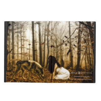 In the forest iPad air case