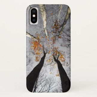 in the forest iPhone x case