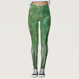 In The Forest Leggings