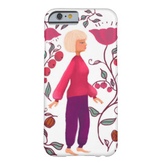 In the garden barely there iPhone 6 case