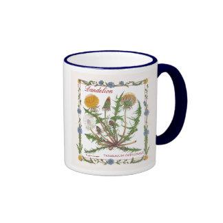 In the Garden ~ Dandelion Mug