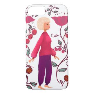 In the garden iPhone 7 case