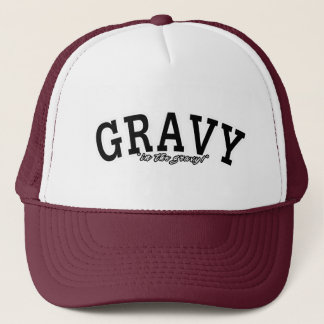 In the Gravy!  NAVY SPOOF Trucker Hat