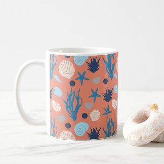 In the He is - orange Coffee Mug
