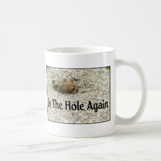In The Hole Again Mugs
