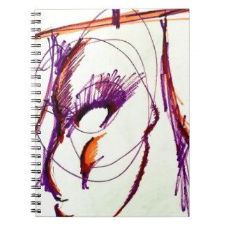In the infinite mind of DIV 0/0 Spiral Notebooks