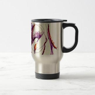 In the infinite mind of DIV 0/0 Travel Mug