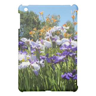 In the Iris Garden iPad case