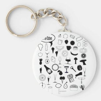 In The Kitchen Key Ring