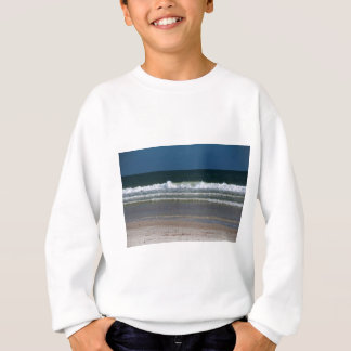 In the Land of the Long White Wave Sweatshirt