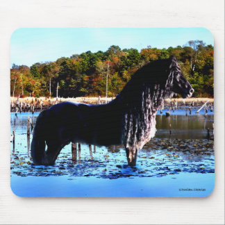 """In The Marsh"" Mousepad"